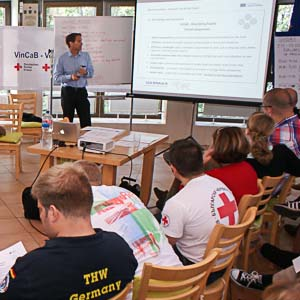 Evaluation workshop VinCaB